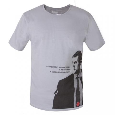 В Омске высказывания Раймо Сумманена увековечили на футболках