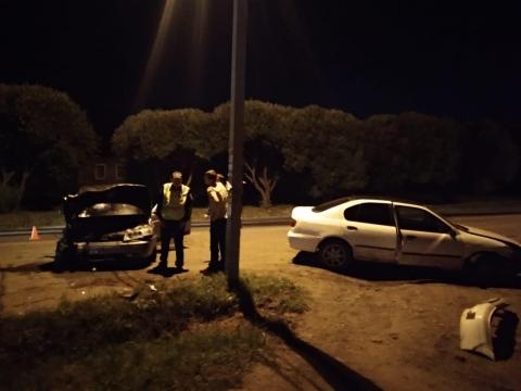 Водитель «Ниссан Альмера» убежал с места ДТП