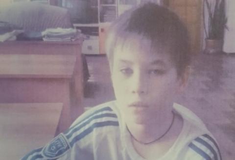 Подросток Александр Кулаков в розыске
