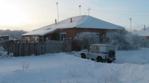 В Омской области 25 декабря произошёл еще один пожар с жертвами
