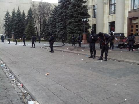 События на востоке Украины 8 апреля - онлайн