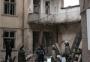 Взрыв помог общежитию с крышей