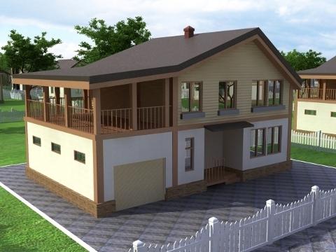 В Омске недалеко от IKEA построят новый коттеджный поселок