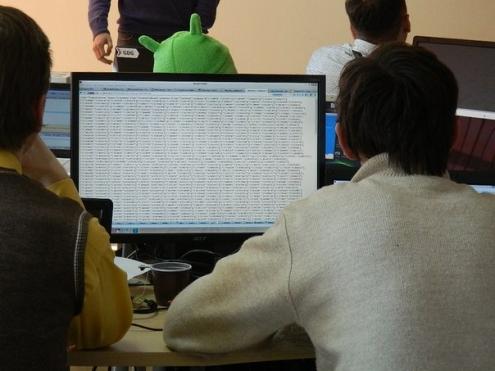 """Омские программисты разработали приложение для болельщиков волейбольной """"Омички"""""""