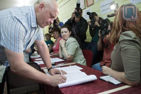 Назаров и Шрейдер высказались о выборах