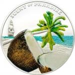 В Омск привезли ароматные монеты