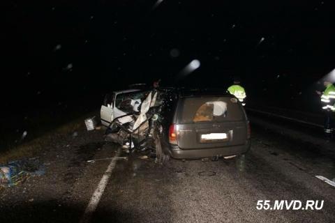 """Авария на трассе """"Тюмень – Омск"""" унесла ещё две жизни"""