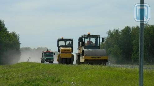 """На федеральной трассе М-51 """"Байкал"""" завершается ремонт дорожного покрытия"""