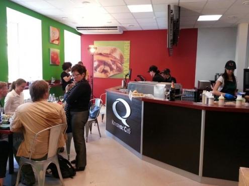 В Омске появятся сэндвич-рестораны американской сети