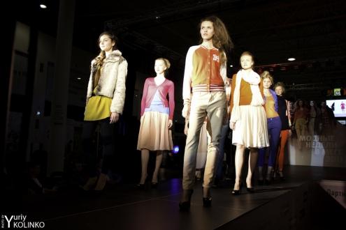 Мега-fashion-показ
