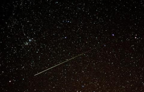 Сегодня ночью омичи увидят пик звездопада Персеиды