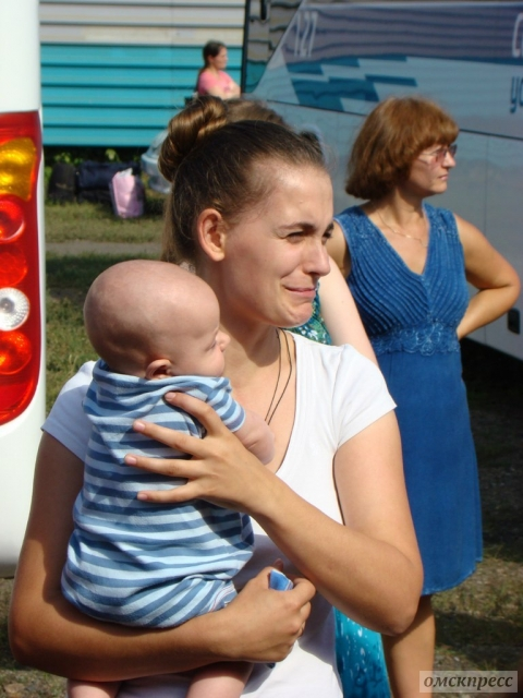 В минувшее воскресенье в Омск прибыли более 800 беженцев