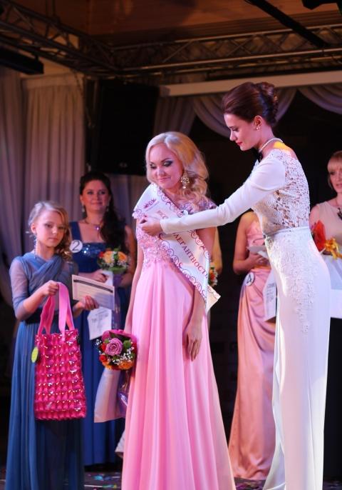 "На конкурсе ""Миссис Омск"" определили самую красивую даму"