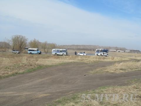 Омская полиция рассказала о поисках трёхлетней девочки