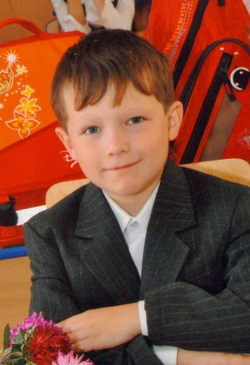 Омская полиция разыскивает 10-летнего Евгения Резниченко