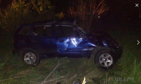 На трассе «Смерти» под Омском в аварии погиб пассажир Нивы
