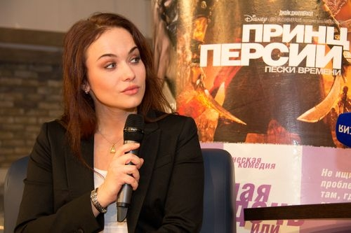 Мария Берсенева: