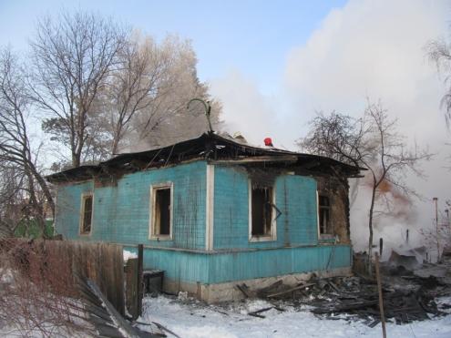 В Омской области за выходные сгорели четыре человека