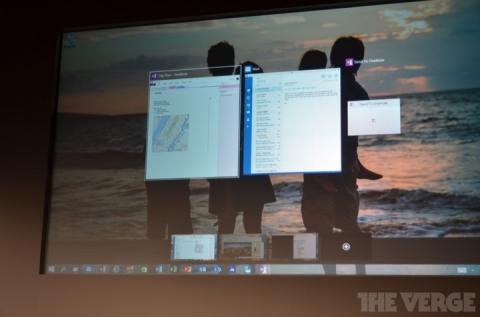 Компания Microsoft презентовала Windows 10