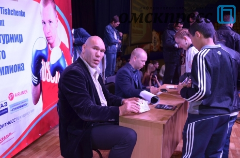 Омичи доминировали на турнире Алексея Тищенко