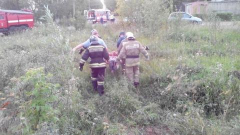В Омске 68-летний водитель Subaru потерял сознание за рулём