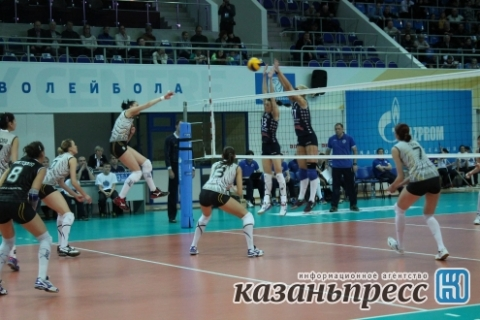 """""""Омичка"""" не смогла отыграть даже партию у лучшей команды Европы"""