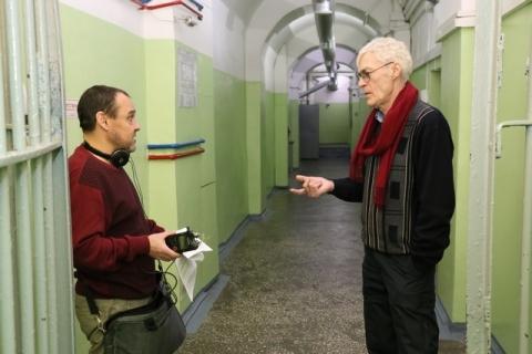 Борис Щербаков добровольно отправился в омское СИЗО