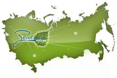 В Омске начинается месячник субботников «Зеленая Россия»