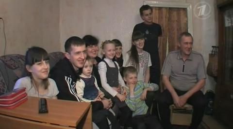 Тётя Григория Мурыгина пожаловалась, что чемпиону не дают нормальное жильё