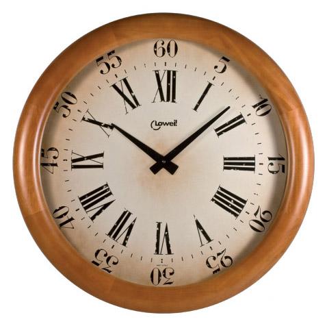 механические настенные часы