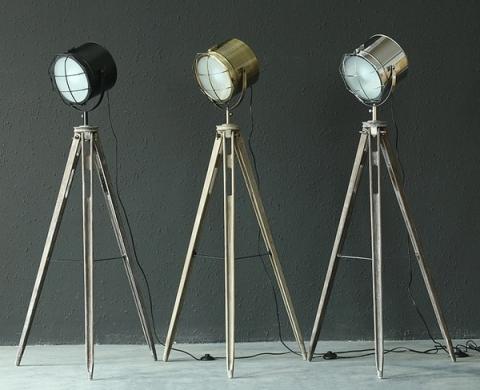 Напольные светильники: обзор, особенности применения