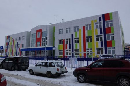В Омске четыре детских сада готовят к вводу