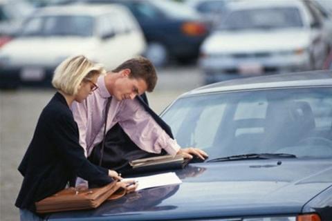 Проверка автомобиля при покупке