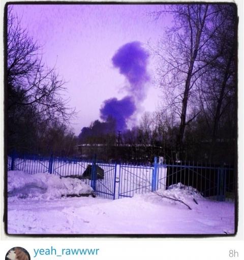 Взрыв на заводе синтетического каучука прогремел в омском твиттере