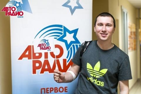 Омские байкеры приняли участие в донорской акции