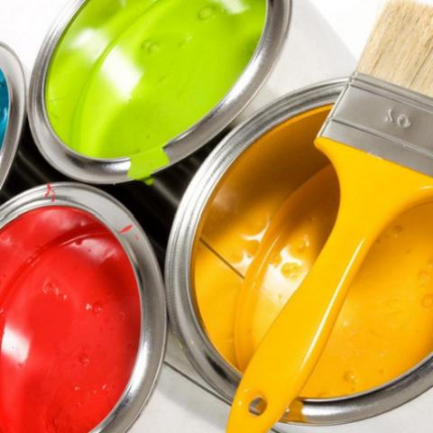 Как выбрать хорошую краску и грунтовку