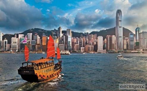 бизнес в Гонконге