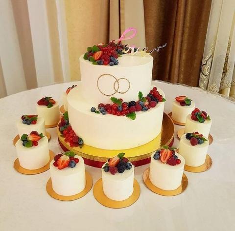 Покупать готовый торт или же печь свой?