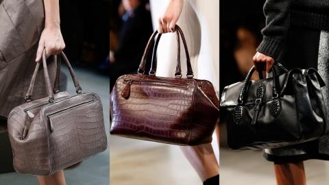 натуральные кожаные сумки