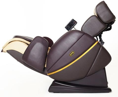Массажное кресло OTO Dante One - воплощение инновационных технологий
