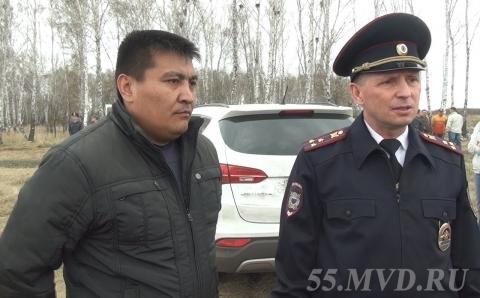 Омских волонтёров наградили за поиск трёхлетней Александры Спиркиной