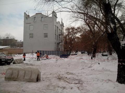 Омичи проведут сход против вырубки деревьев на Валиханова