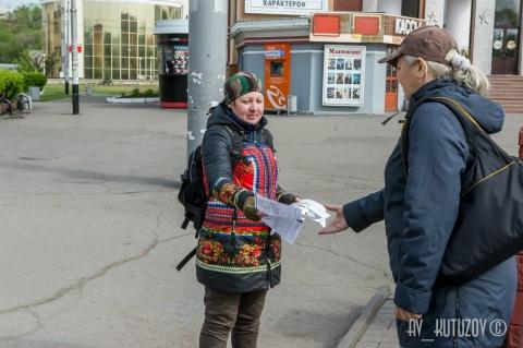 """Волонтёры """"ДоброСпас-Омск"""" продолжают искать пропавших детей"""