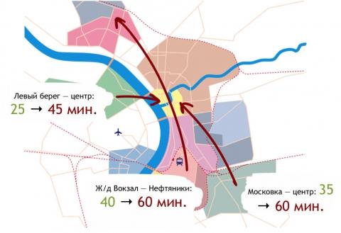 Американский профессор покажет омичам короткий путь с Московки в Нефтяники