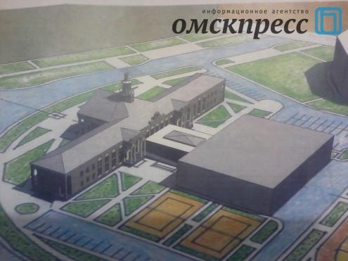 Стали известны подробности реконструкции аэропорта местных линий под спорткомплекс