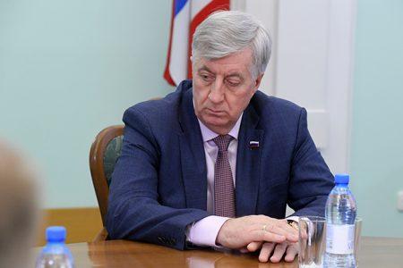 Бурков и представители Омской области в Госдуме распределили обязанности