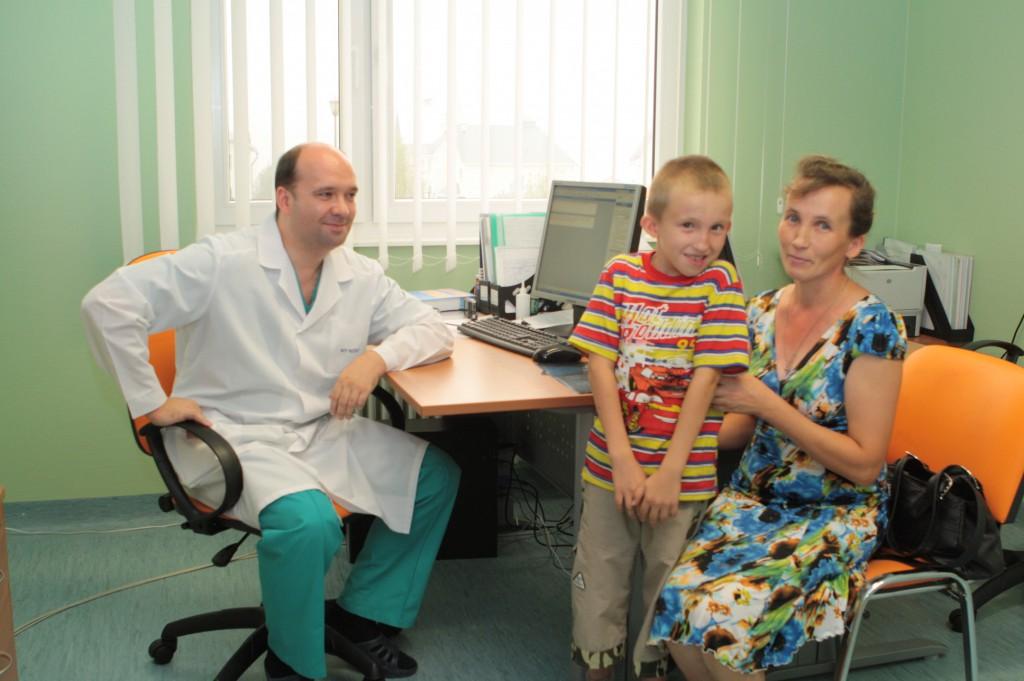 Сергей Валентинович Виссарионов: талант хирурга + удивительная работоспособность