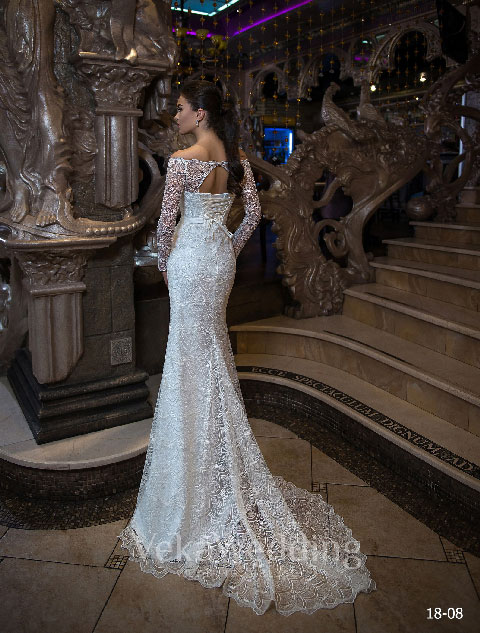 Популярные модели свадебных платьев среди современных невест