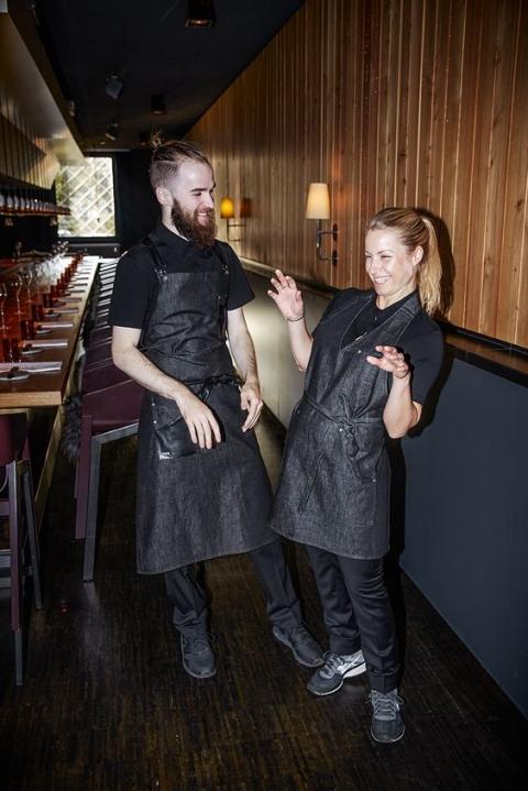 Униформа, фартуки для официантов