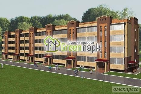 Продажа квартир в Ульяновске в ЖК Гринпарк